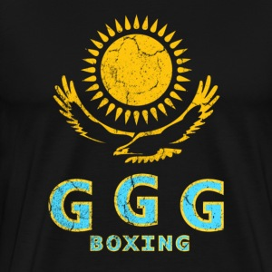GGG Flag/Logo - Men's Premium T-Shirt
