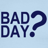 Design ~ Bad Day? In Navy