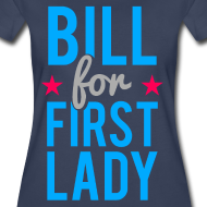Design ~ Bill for First Lady Tee
