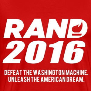 Rand Paul 2016 - Men's Premium T-Shirt