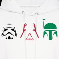 Design ~ Star Wars - Stormtrooper, Darth Vader, Bounty Hunter