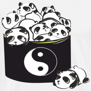 Pandas in a Box T-Shirts - Men's Premium T-Shirt