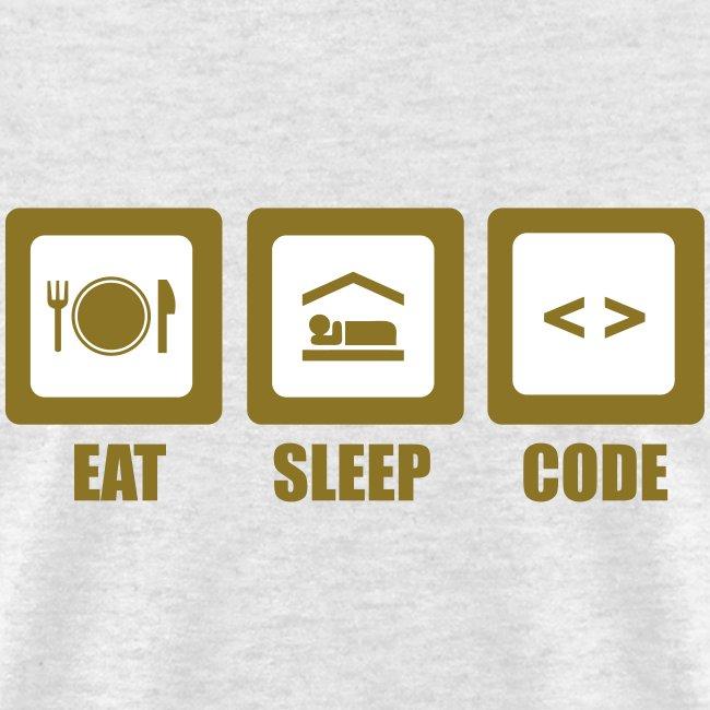 Eat, Sleep, Code