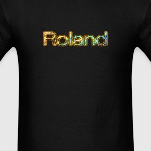 Colorful Roland - Men's T-Shirt