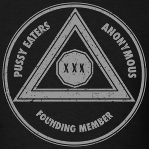 Pussy Eaters Anonymous Shirt 61