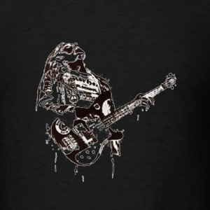 bass guitar - Men's T-Shirt