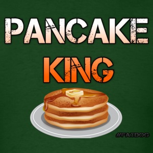 Pancake King T-Shirts - Men's T-Shirt