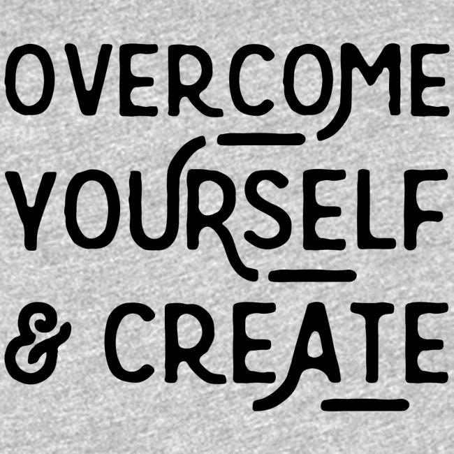 Overcome Yourself