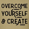 Overcome Yourself - Men's T-Shirt