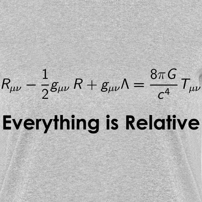 Relativity Equations (F)