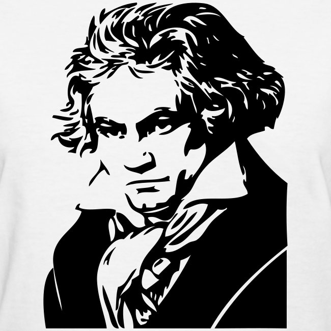 Beethoven bust  (F)