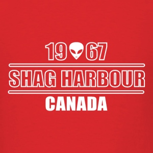1967 UFO Shag Harbour - Men's T-Shirt
