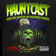 Design ~ Hauntcast T - Logo on back