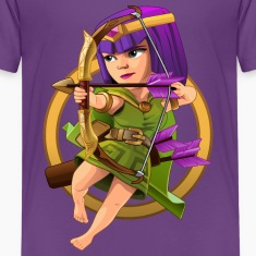 ARCHER Kids' Shirts