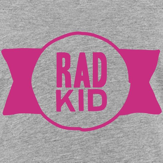 Rad Kid Pink Velvet