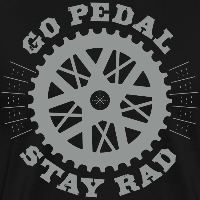 Go Pedal - Stay Rad