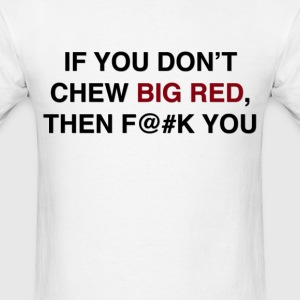 Big Red - Men's T-Shirt
