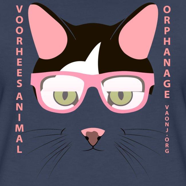 Cat Glasses Tee