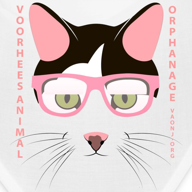 Cat Glasses Bandana