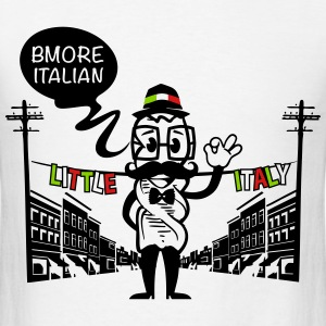 Bmore Italian Little Italy - Men's T-Shirt