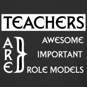 Teachers Are Awesome Mens Baseball T-Shirt - Baseball T-Shirt