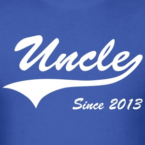 Uncle Since 2013 T-Shirts - Men's T-Shirt
