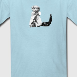 Doggy Kids' Shirts - Kids' T-Shirt