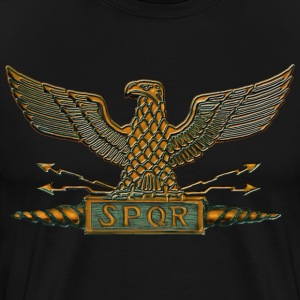 Roman Eagle Copper - Men's Premium T-Shirt