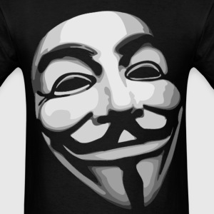 Guy Fawkes - Men's T-Shirt
