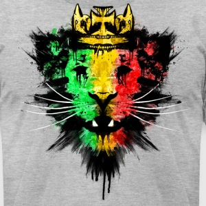 Spirit of the Rasta 2 T-Shirts - Men's T-Shirt by American Apparel