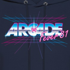 Arcade Fever 81 Hoodies