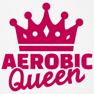 Aerobic Queen T-Shirts - Men's T-Shirt