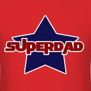 superdad fathers day 2015 - Men's T-Shirt