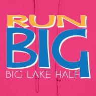 Design ~ Run Big Women's Hoodie