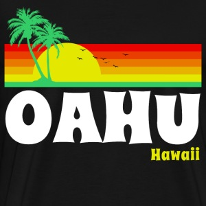 Oahu Hawaii T-Shirts - Men's Premium T-Shirt