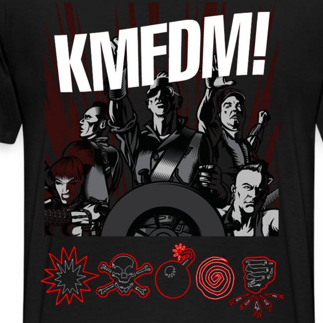 Kmfdm Shirt Ideas Of T Shirt