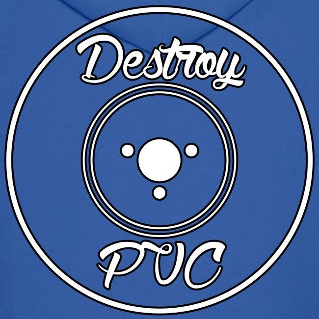 destroy PVC Hoodie