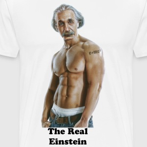 Ez=mc Einstein  - Men's Premium T-Shirt