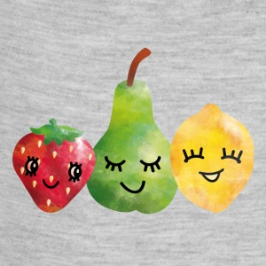 Fruit Friends Baby & Toddler Shirts - Baby Contrast One Piece
