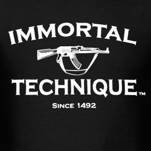 Immortal Tachnique - Men's T-Shirt