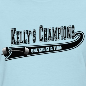 LADY CHAMP TEE - Women's T-Shirt