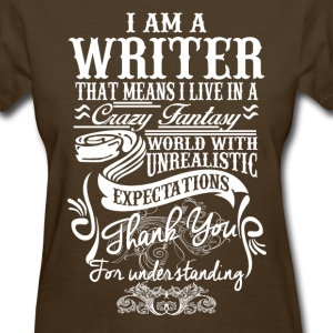 I Am A Writer - Women's T-Shirt