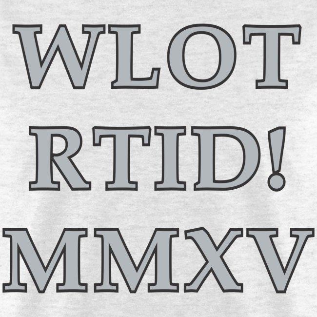 WLOT RTID MMXV