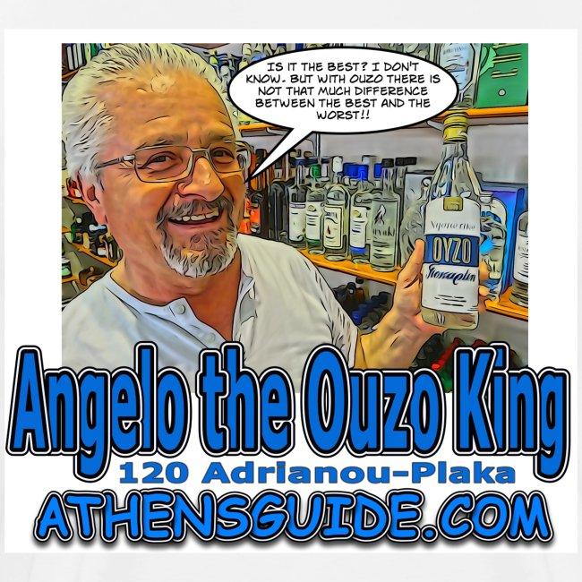 Angelo the Ouzo King