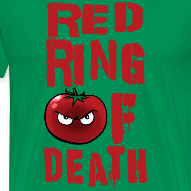 Men's Red Ring of Death