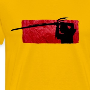 The Legendary Samurai T-Shirts - Men's Premium T-Shirt