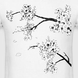Cherry blossom tee - Men's T-Shirt