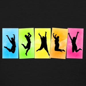 Jump for Joy - Women's T-Shirt