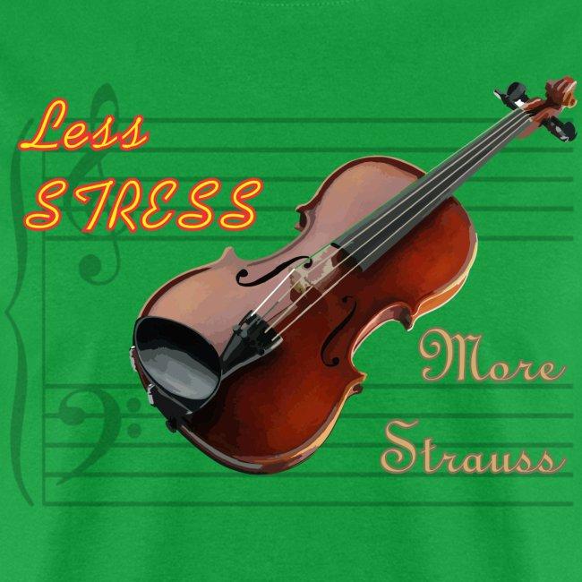 Stress Strauss