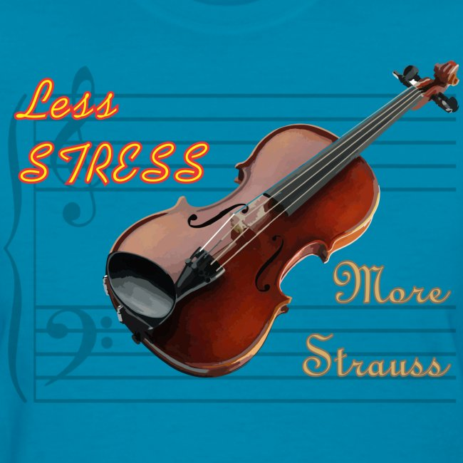 Stress Strauss f